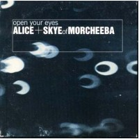 Alice & Skye Of Morcheeba - Open Your Eyes (Camisasca) Cardsleeve Cd