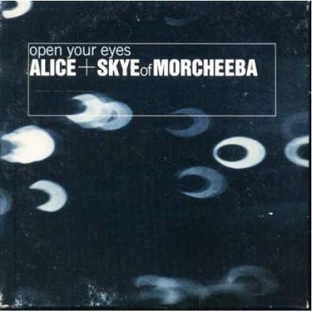 Alice & Skye Of Morcheeba - Open Your Eyes (Camisasca) Cardsleeve Cd
