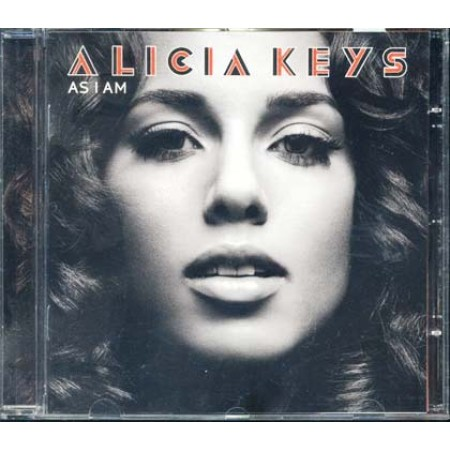 Alicia Keys - As I Am Cd