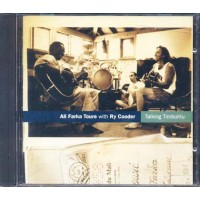 Ali Farka Toure With Ry Cooder - Talking Timbuktu Cd