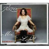 Alizee - Moi Lolita Remixes Cd
