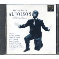 Al Jolson - The Very Best Cd