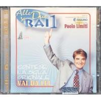 Alle Due Su Rai 1 - Nilla Pizzi/Manuela Villa/Paolo Limiti Cd