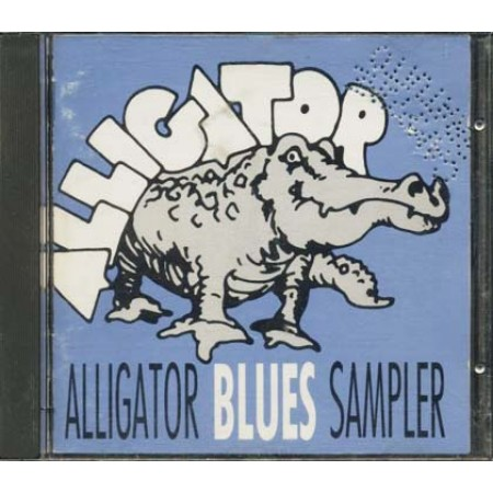 Alligator Blues Sampler Cd