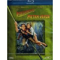 All' Inseguimento Della Pietra Verde - Michael Douglas Blu Rayno Dvd
