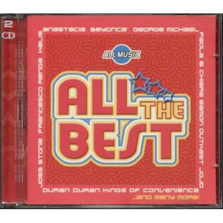 All The Best - Duran Duran/Hormonauts/Battiato 2x Cd