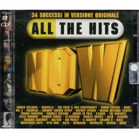 All The Hits Now Inverno 2000 - Coldplay/Placebo/Caparezza/Superb Cd