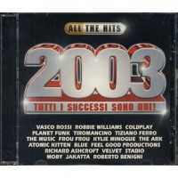 All The Hits 2003 - Vasco/Coldplay/Tiziano Ferro/Frou Frou Cd