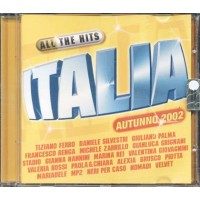 All The Hits Italia 2002 - Tiziano Ferro/Palma/Grignani/Nannini/Giovagnini Cd