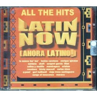 All The Hits Latin Now - Orishas/Tonino Carotone/Kirsty Maccoll 2x Cd