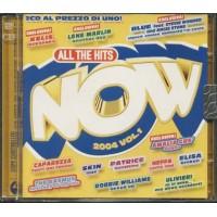 All The Hits Now 2004 Vol 1 - Kelis/Lene Marlin/Caparezza/Neffa/Elisa 2x Cd