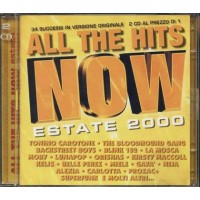 All The Hits Now Estate 2000 - Carotone/Bloodhound Gang/Lunapop Cd
