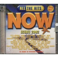 All The Hits Now Estate 2002 - Minogue/Moony/Telepopmusik/Gabin Cd
