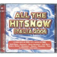 All The Hits Now Italia 2006 - Vasco/Subsonica/Negramaro/Laura Bono 2x Cd