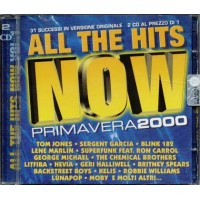 All The Hits Primavera 2000 - Blink 182/Enigma/Jenny B/Britney Spears 2x Cd