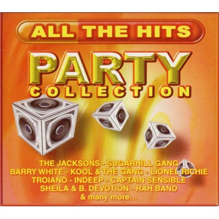 All The Hits Party - Blondie/Indeep/Wham/Bananarama/Donna Summer 2x Cd