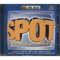 All The Hits Spot - Queen/Velvet/Moby/Enigma/Morricone/Goldfrapp 2x Cd