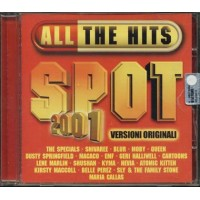 All The Hits Spot 2001 - Queen/Specials/Blur/Dusty Springfield Cd
