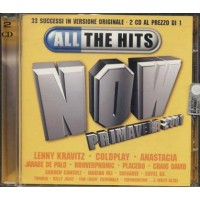 All The Hits Primavera 2001 - Kravitz/Coldplay/Placebo/Consoli/Eiffel 65 2x cd