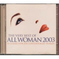 All Woman 2003 - Lavigne/Alicia Keys/Bangles/Fugees 2x Cd