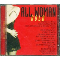 All Woman Gold - Lennox/Minogue/Amii Stewart Cd