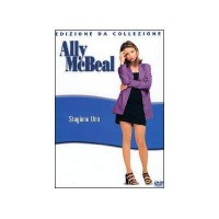 Ally Mcbeal - Calista Flockhart Prima Stagione 6 Dvd