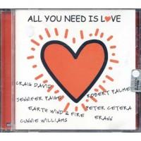 All You Need Is Love - Craig David/Cunnie Williams/Nik Kershaw Cd