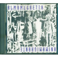 Almamegretta - Animamigrante Promo 3 Tracks Cd