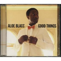 Aloe Blacc - Good Things Cd
