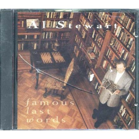 Al Stewart - Famous Last Words Cd