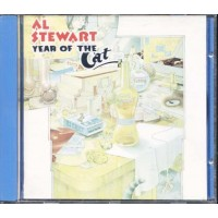 Al Stewart - Year Of The Cat Blue Case Italy Press Cd