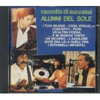 Alunni Del Sole - Raccolta Di Successi Cdor 8059 Cd