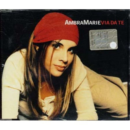 Ambra Marie - Via Da Te  X-Factor Inedito 2002!! Cd