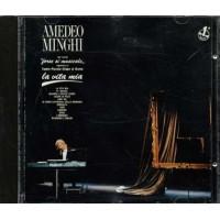 Amedeo Minghi - La Vita Mia Fonit Cetra No Barcode Cd