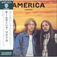 America - Homecoming Japan Obi Vinyl Replica Cd