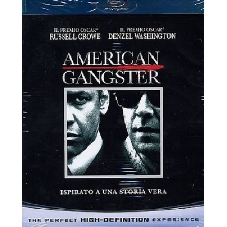 American Gangsters - Russell Crowe/Denzel Washington Blu Ray