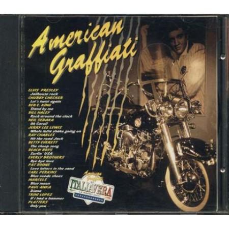 American Graffiati - Elvis Presley/Chubby Checker/Sedaka/Beach Boys Cd