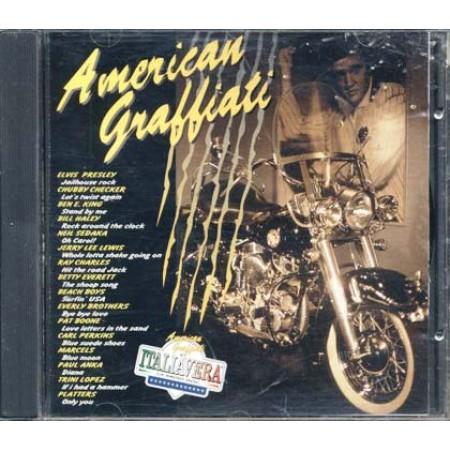 American Graffiati - Elvis Presley/Sedaka/Pat Boone/Paul Anka Cd