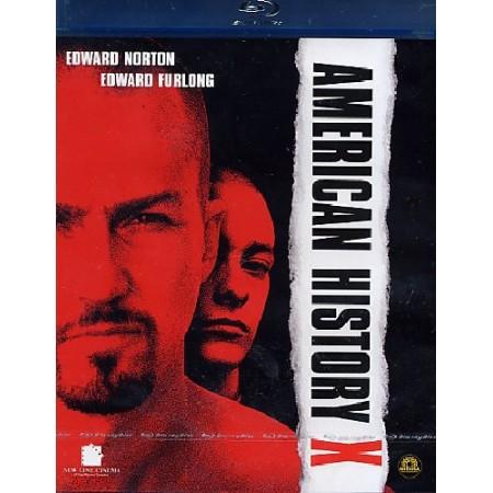 American History X - Edward Norton Blu Ray