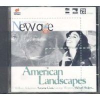 American Landscapes New Age - Suzanne Ciani Cd