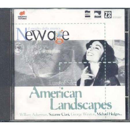 American Landscapes New Age - Suzanne Ciani Cd
