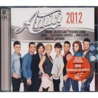 Amici 2012 - Emma/Alessandra Amoroso/Virginio/Marco Carta/Antonino Cd