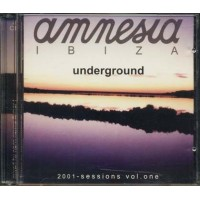 Amnesia Ibiza 2001 Sessions Vol. 1 Cd