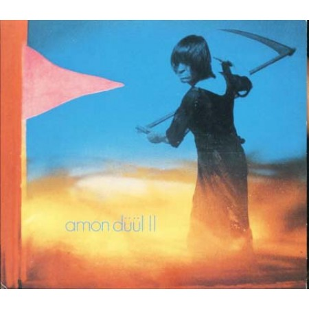 Amon Duul Ii - Yeti Digipack Repertoire 2001 Cd