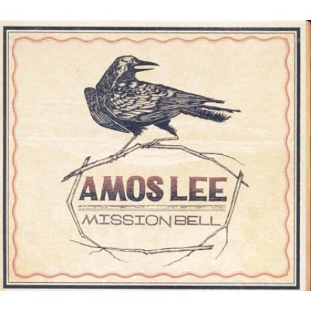 Amos Lee - Mission Bell Digipack Cd