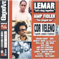 Amp Fidler/Cor Veleno/A.T.P.C./Mos Def Cd