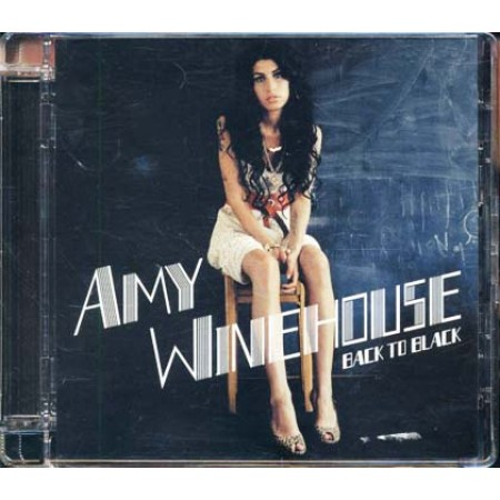 Amy Winehouse - Back To Black Prima Stampa Cd