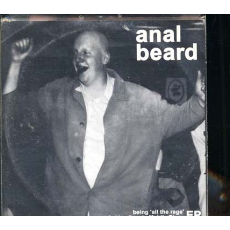 Anal Beard/Combat Shock - At Snidey Dave'S Mobile Disco Ep Cd