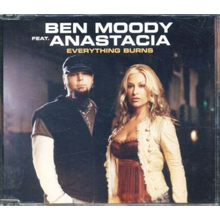 Anastacia/Ben Moody - Everything Burns Cd