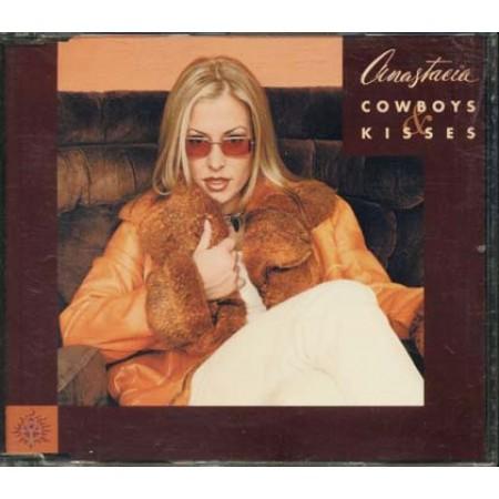 Anastacia - Cowboys & Kisses Cd